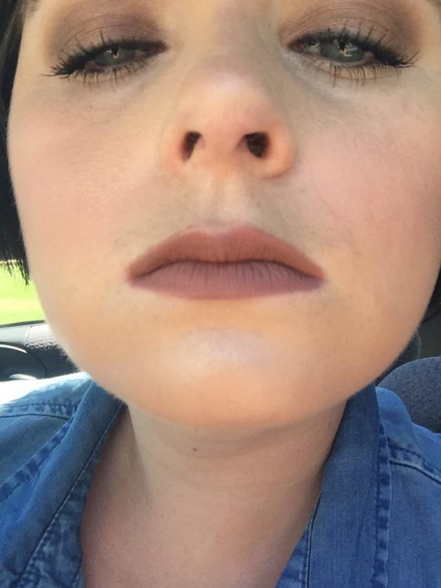 Bow n arrow kat von d everlasting liquid lipstick first impressions